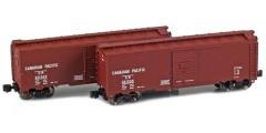 Canadian Pacific 40' AAR Boxcar | 2-Car Set