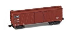 SLSF (Frisco) 40' Outside Braced Boxcar #34329