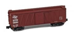 Milwaukee 40' Outside Braced Boxcar #715354