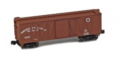 Northern Pacific 40' Outside Braced Boxcar #28748