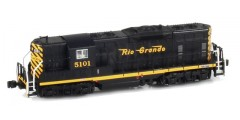 GP7 D&RGW #5102 | Closed Skirting