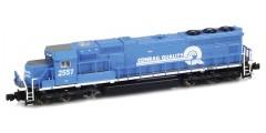 SD70M Conrail #2557