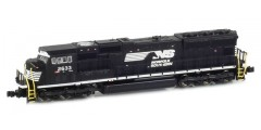 SD70M Flared NS #2636