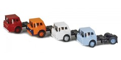 Type C Tractors 2-Pack | Blue