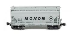 ACF 2-Bay Hopper Monon #52070