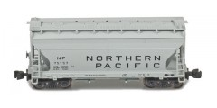 ACF 2-Bay Hopper Northern Pacific #75757