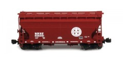 ACF 2-Bay Hopper BNSF #405380