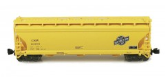 ACF 3-Bay Hopper CNW Single