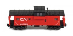 Wide Vision Caboose CN #79813