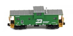 Wide Vision Caboose BN #12023