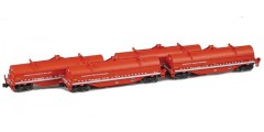 NCS Coil Car Canadian Pacific 4-Car Set