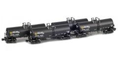 17,600 Gallon Corn Syrup Tank Cars  | ADMX, ADM (Corn Sweetener) Runner Pack