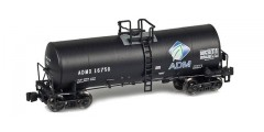 17,600 Gallon Corn Syrup Tank Car  | ADMX, ADM (w/ Leaf Logo) #16724