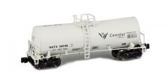 17,600 Gallon Corn Syrup Tank Car | NATX | Cerestar #190185