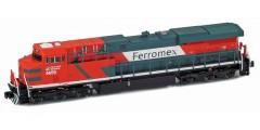 ES44AC Ferromex #4659