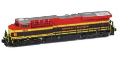 ES44AC Kansas City Southern #4809