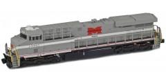 ES44AC NS Heritage | Monongahela #8025