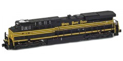 ES44AC NS Heritage | Nickel Plate Road #8100