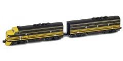 F3A-F3B Set D&RGW #552A-552B