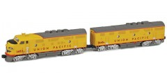 F3A-F3B Set Union Pacific #1402A-1446B
