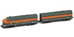 F3A-F3B Set Great Northern #356A-356B