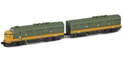 F3A-F3B Set CN #9003-9004