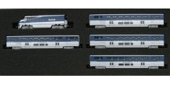 F59PHI Amtrak® West Locomotive #455