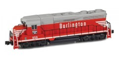 GP30 Burlington #977