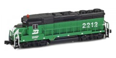 GP30 Burlington Northern #2234