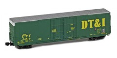 Greenville 60' Boxcar | DT&I #25914