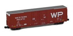 Greenville 60' Boxcar | Western Pacific #3766
