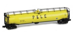 LPG Tank Car P&LE Single #100025