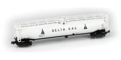LPG Tank Car Delta Gas SHPX Single #17041