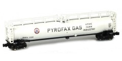 LPG Tank Car Pyrofax Gas SHPX Single #17001