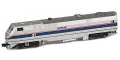 Amtrak Phase IV GE P42 #37
