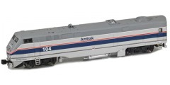 Amtrak Phase IV GE P42 | North East Corridor #107