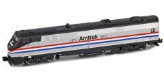 Amtrak Phase III GE P42 Heritage #145
