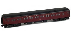 28-1 CANADIAN PACIFIC Parlor Car #6757