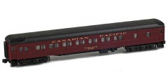 28-1 CANADIAN PACIFIC Parlor Car #6762