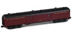 CANADIAN PACIFIC Baggage Car #4331