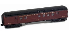 CANADIAN PACIFIC RPO MAIL CAR #3757