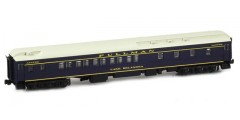 10-1-2 PULLMAN Sleeper Lake Belanona L&N Blue