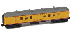 UNION PACIFIC RPO UNITED STATES MAIL RAILWAY POST OFFICE #2069