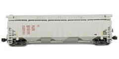 PS-2 Covered Hopper Canadian National Single Car #384336