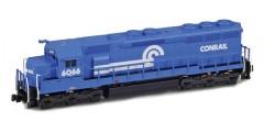 SD45 Conrail #6072