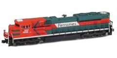 SD70ACe Ferromex | Original Cab #4011