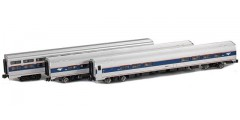 Amtrak Amtrak AmFleet II 3-Pack | Set 2