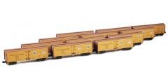 40' PFE Wooden Reefer 12-Car Set