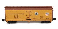 40' PFE Wooden Reefer #60668