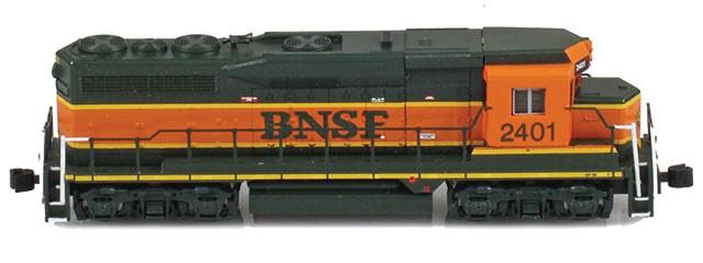 GP30 BNSF #2425